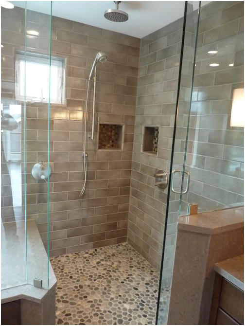 Spring-Rain-Pebble-Tile-Shower-Flooring