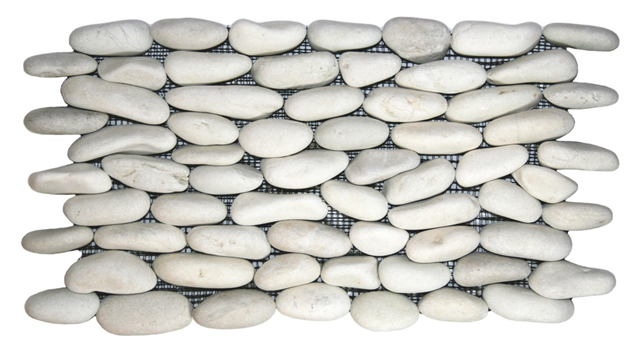 White-Standing-Pebble-Tile